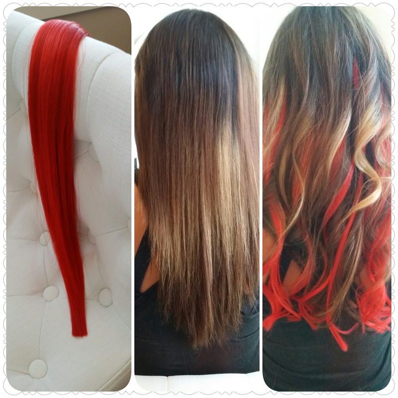 Human Hair Extensions Creating A More Beautiful You
